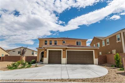 North Las Vegas Single Family Home For Sale: 829 Lower Lake Court