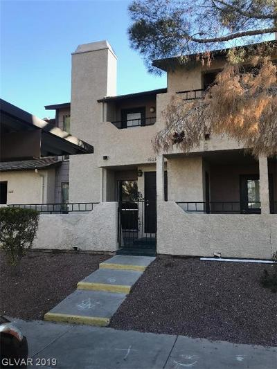 Henderson Condo/Townhouse For Sale: 1609 Justin Court