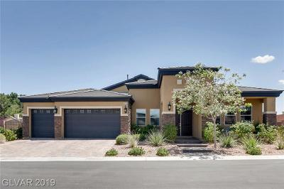 Centennial Hills Single Family Home For Sale: 8733 Kendall Brook Circle