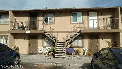 North Las Vegas Multi Family Home Under Contract - No Show: 2228 Saturn Avenue