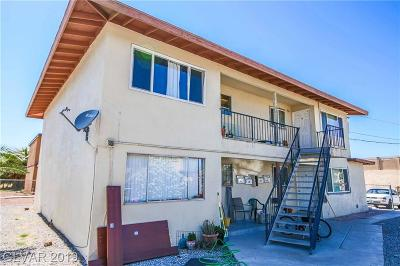 Las Vegas Multi Family Home Under Contract - No Show: 2901 Stewart Avenue