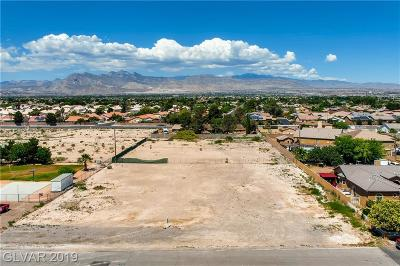 Centennial Hills Residential Lots & Land For Sale: 5803 Rowland Avenue