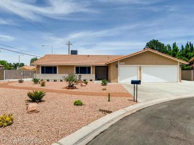 Paradise Single Family Home For Sale: 1522 Berendo Drive