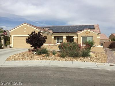 North Las Vegas Single Family Home For Sale: 7729 Rock Wren Court