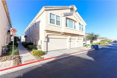 Clark County Condo/Townhouse Under Contract - No Show: 4628 Dealers Choice Way #103