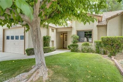Condo/Townhouse Under Contract - Show: 5209 Las Cruces Drive