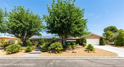 Paradise Single Family Home For Sale: 3680 Greencrest Drive