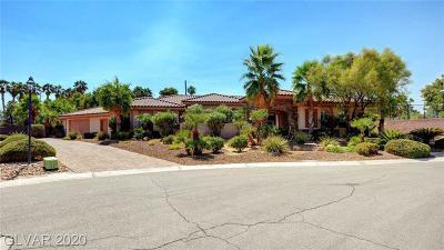 Paradise Single Family Home For Sale: 3782 Caesars Circle