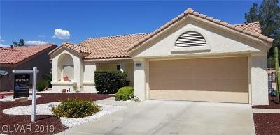 Single Family Home Under Contract - No Show: 2616 Desert Sands Drive