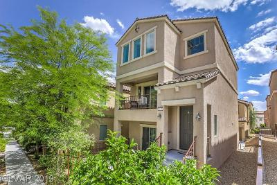 Las Vegas Single Family Home Under Contract - No Show: 8932 Famous Alcove Court
