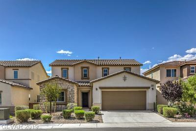 Las Vegas NV Single Family Home Sold: $388,000