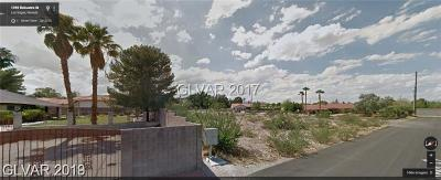 Spring Valley Residential Lots & Land For Sale: Belcastro St