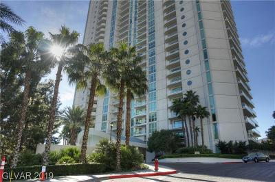 High Rise For Sale: 2777 Paradise Road #1601