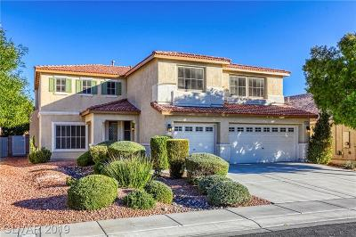 North Las Vegas Single Family Home For Sale: 6516 Giant Oak Street