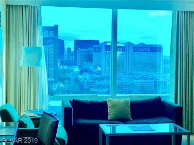 Trump Intl Hotel & Tower-, Trump Intl Hotel & Tower- Las, Signature At Mgm, Palms Place A Resort Condo & S, Vdara Condo Hotel, Platinum Resort Condo High Rise For Sale: 2000 Fashion Show Drive #2301