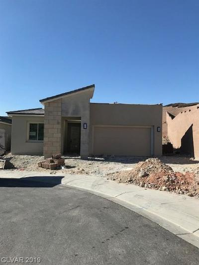 Henderson NV Single Family Home Under Contract - Show: $455,168