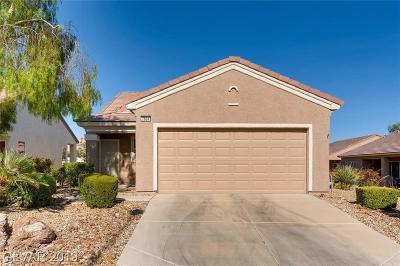 North Las Vegas Single Family Home Under Contract - Show: 7834 Lily Trotter Street