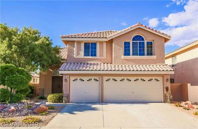 Las Vegas  Single Family Home For Sale: 9012 Crimson Clover Way