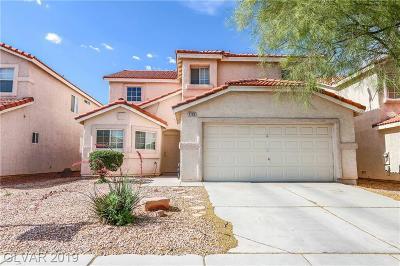 North Las Vegas Single Family Home For Sale: 1102 Edgestone Mark Avenue