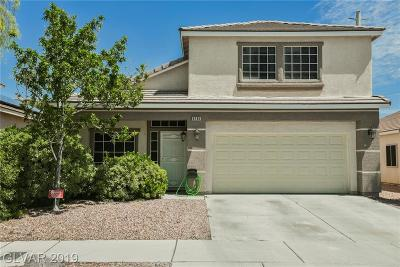 North Las Vegas NV Single Family Home For Sale: $269,900