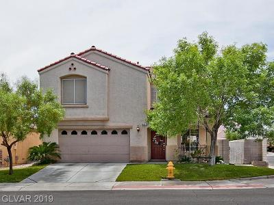 Las Vegas Single Family Home Under Contract - Show: 8417 Gracious Pine Avenue
