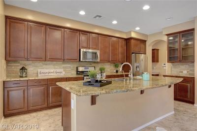 Clark County Single Family Home For Sale: 5805 Keystone Crest Street