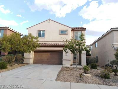 Henderson Single Family Home Under Contract - No Show: 2847 Craigton Drive