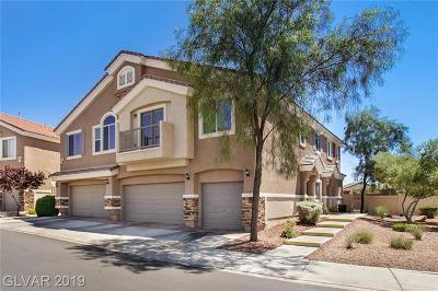 Las Vegas Condo/Townhouse For Sale: 6419 Elwood Mead Avenue #101