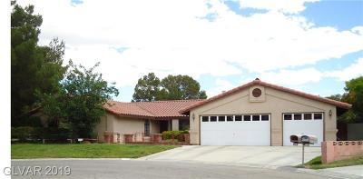 Spring Valley Single Family Home For Sale: 6475 Laredo Street