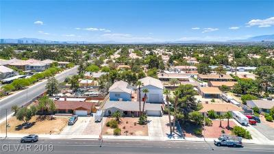 Centennial Hills Single Family Home For Sale: 6209 Alexander Road