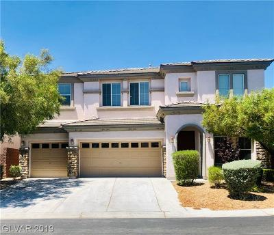 Single Family Home For Sale: 9721 Mount Cupertino Street