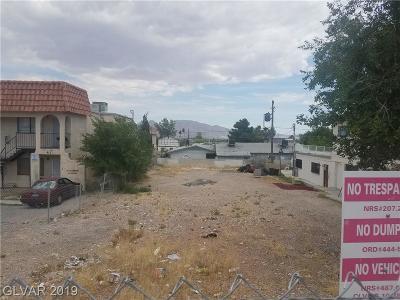 Las Vegas Residential Lots & Land For Sale: 410 N. 14th Street