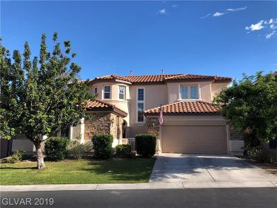 Centennial Hills Single Family Home For Sale: 10017 Sharp Ridge Avenue