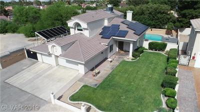 Paradise Single Family Home For Sale: 3830 McLeod Drive