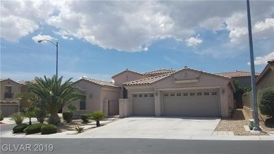 Centennial Hills Single Family Home For Sale: 9957 Scenic Walk Avenue