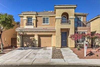Las Vegas NV Single Family Home Under Contract - No Show: $329,000