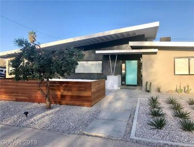 Las Vegas  Single Family Home For Sale: 1701 8th Place
