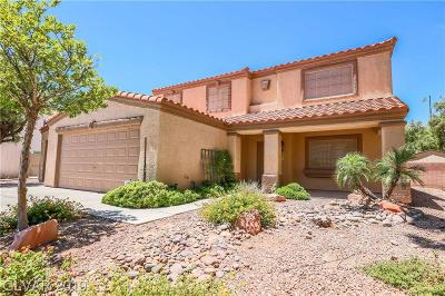 North Las Vegas Single Family Home Under Contract - No Show: 731 Glenwood Springs Avenue