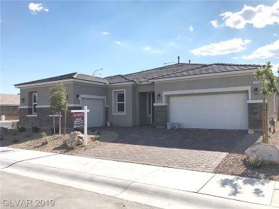 Las Vegas NV Single Family Home For Sale: $534,891