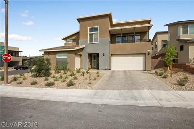 Clark County Single Family Home For Sale: 7068 Lagrange Point Street