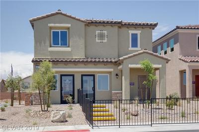 North Las Vegas NV Single Family Home For Sale: $301,512