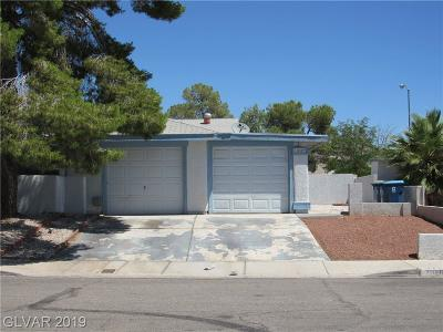 Las Vegas Condo/Townhouse For Sale: 7028 Quarry Drive
