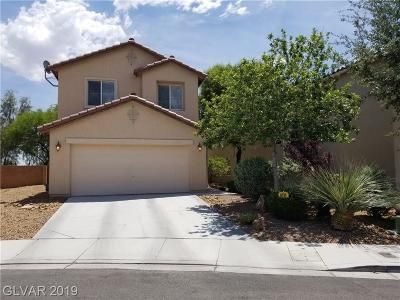 Single Family Home For Sale: 8748 Palomino Ranch Street
