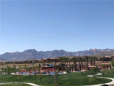 Las Vegas Condo/Townhouse For Sale: 164 Petaluma Valley Drive
