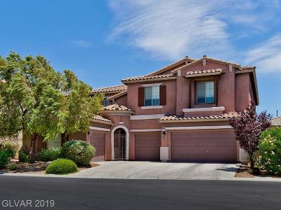 Centennial Hills Single Family Home For Sale: 7816 Regency Park Street
