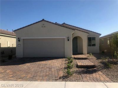 North Las Vegas NV Single Family Home For Sale: $288,000