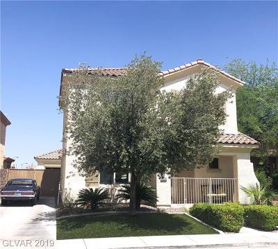 LAS VEGAS Single Family Home For Sale: 10630 Casa Bianca Street