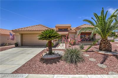 Sun City Summerlin Single Family Home For Sale: 9013 Signal Terrace Drive