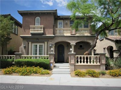Single Family Home For Sale: 7716 White Ginger Avenue