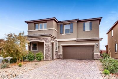 Single Family Home For Sale: 7849 Wood Bison Court